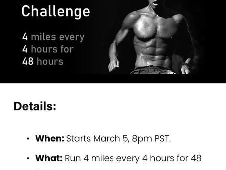 4x4x48 Challenge