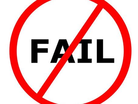 When A Fail Is Not A Fail