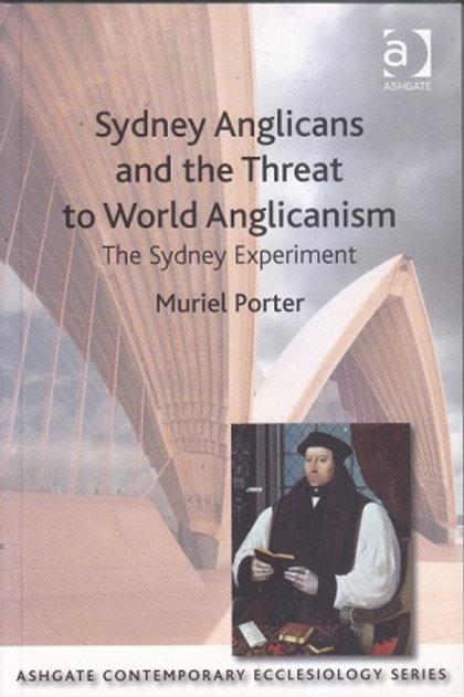 Sydney Anglicans and the Threat to World Anglicani