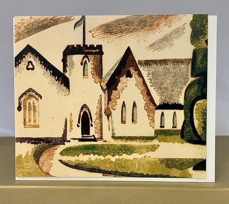 The Parish Hall c 1937