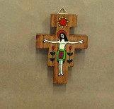 El Salvador Cross - Pectoral Cross