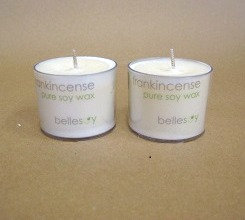 Pure Soy Wax Candle - Frankincense