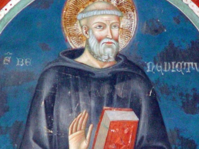 Going Sane With St Benedict