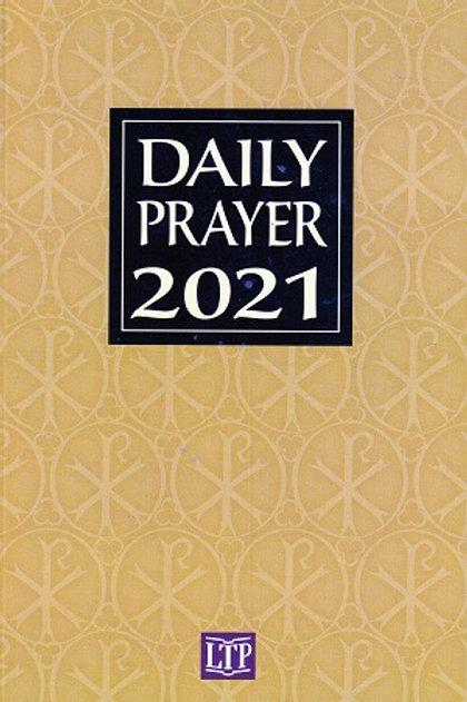 Daily Prayer 2021