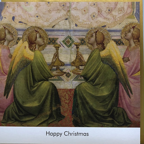Angels Christmas Card NEW!