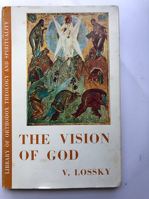 Vladimir Lossky 'The Vision of God'