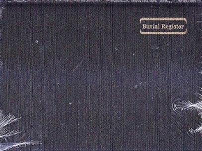 Burial Register