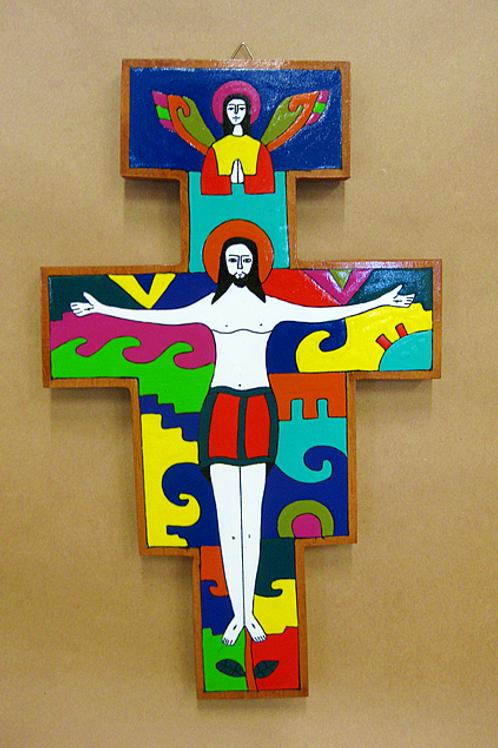 El Salvador - Pectoral Cross