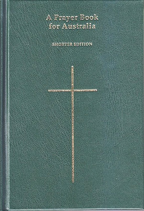Prayer Book for Australia Shorter Edition (HB)