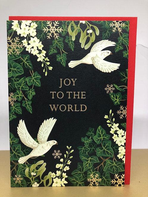 Joy to the World NEW!