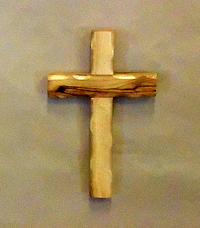 Scolloped Edge Cross