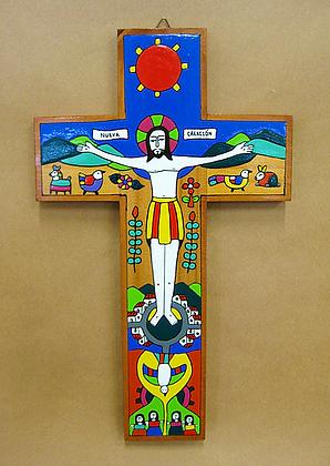 El Salvador - New Creation Cross