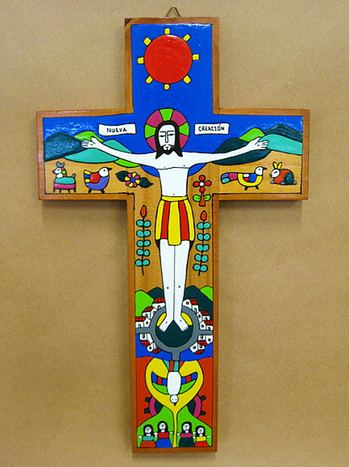 El Salvador - New Creation Cross