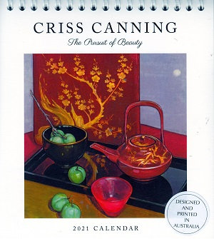 Criss Canning Desk Calendar 2021