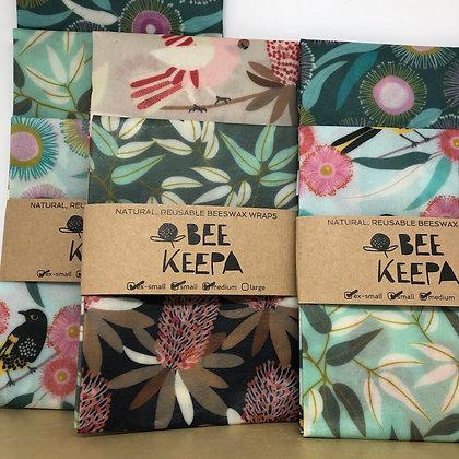 Bee Keepa Wax Wraps