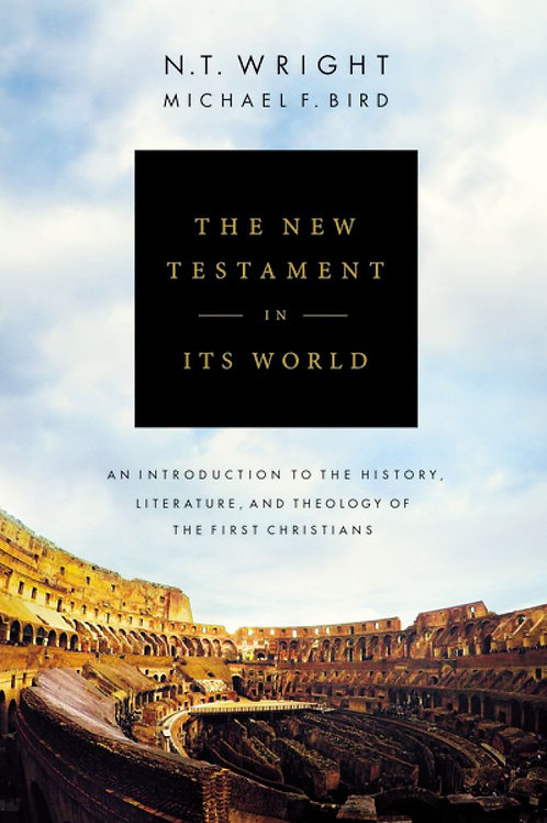 New Testament in Its World (HB)