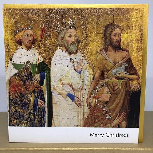 The Wilton Diptych Kings NEW!