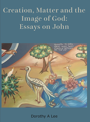 Creation, Matter and the Image of God