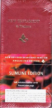 NRSV New Testament and Psalms: Slimline Edition