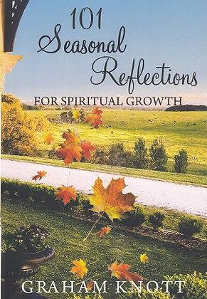 101 Seasonal Reflections For Spiritual Growth
