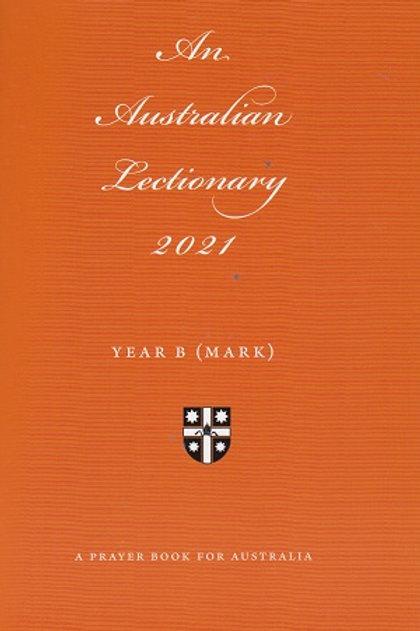 An Australian Lectionary 2021 Year B