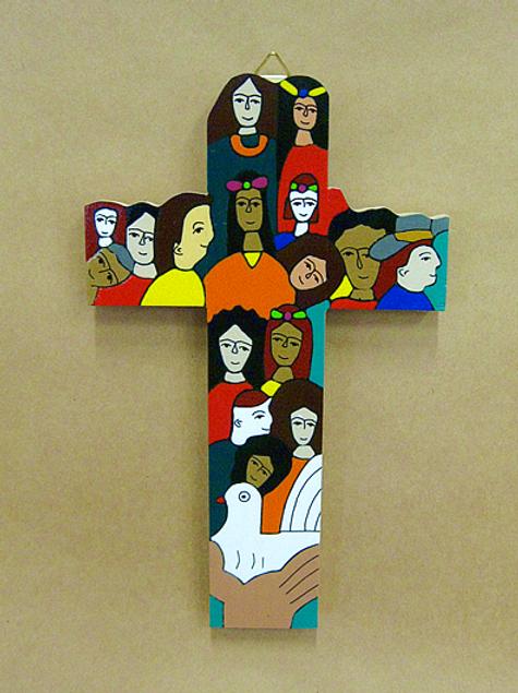 El Salvador - Many Nations Cross