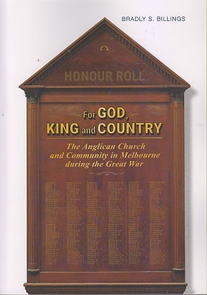 For God, King and Country