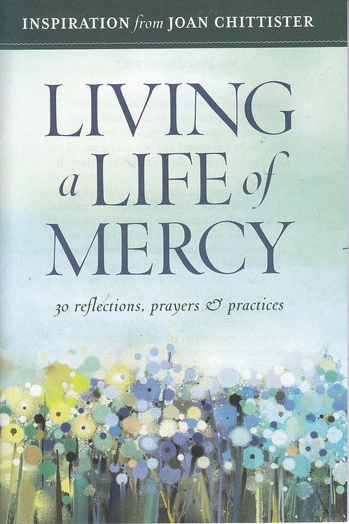 Living a Life of Mercy