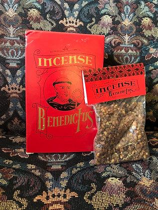 Benedictus Incense