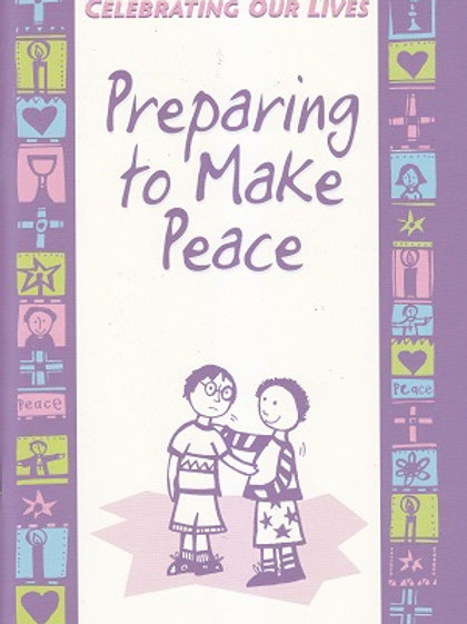 Preparing to Make Peace