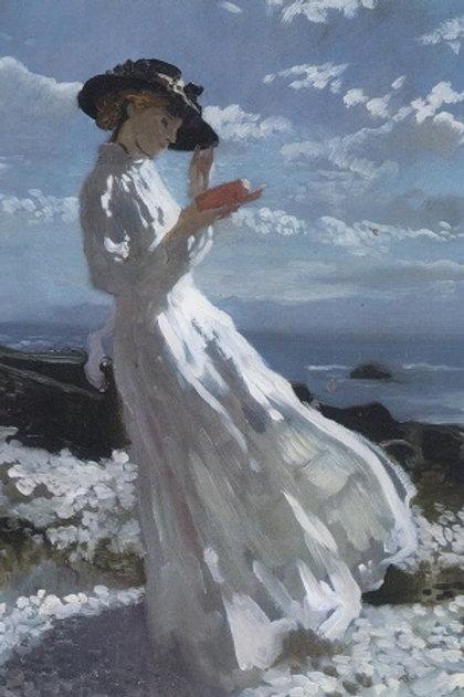 Grace Reading at Howth Bay