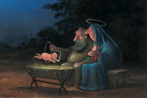 Mary and Joseph NEW!