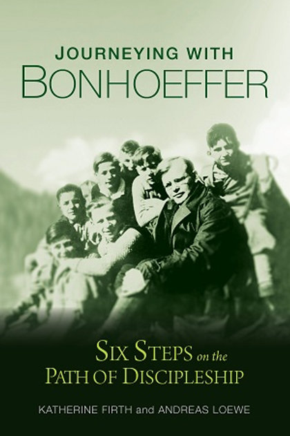 Journeying With Bonhoeffer