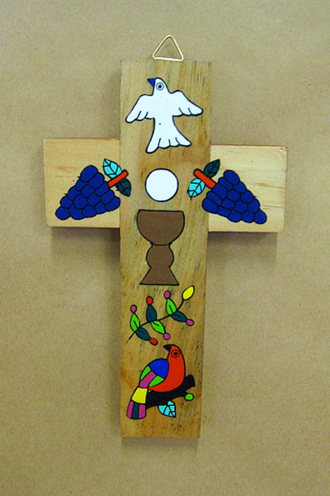 El Salvador - First Communion Cross