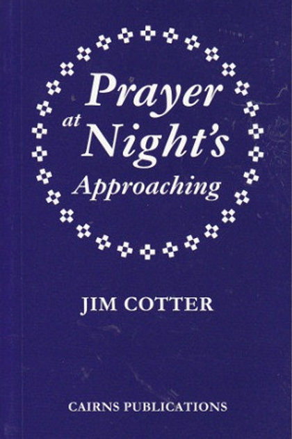 Prayer at Night's Approaching