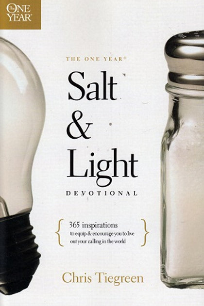 The One Year Salt and Light