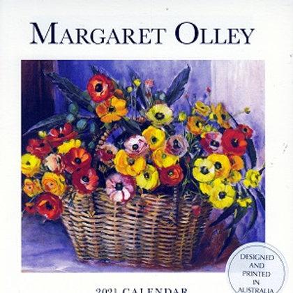 Margaret Olley  2021 Desk Calendar