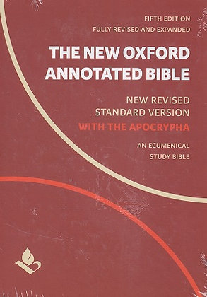 New Oxford Annotated Bible NRSV (PB)