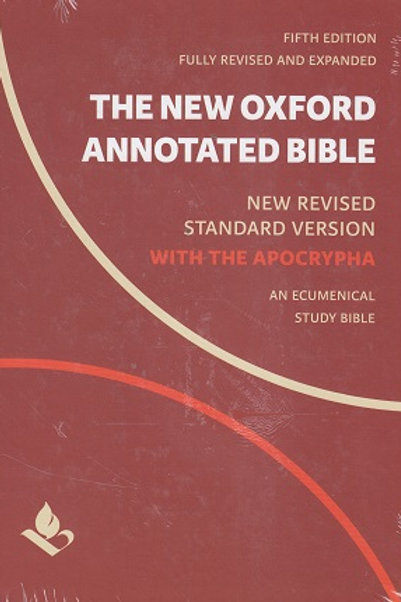 New Oxford Annotated Bible NRSV (HB)