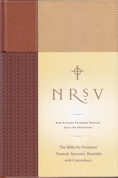 NRSV Bible with Apocrypha HB