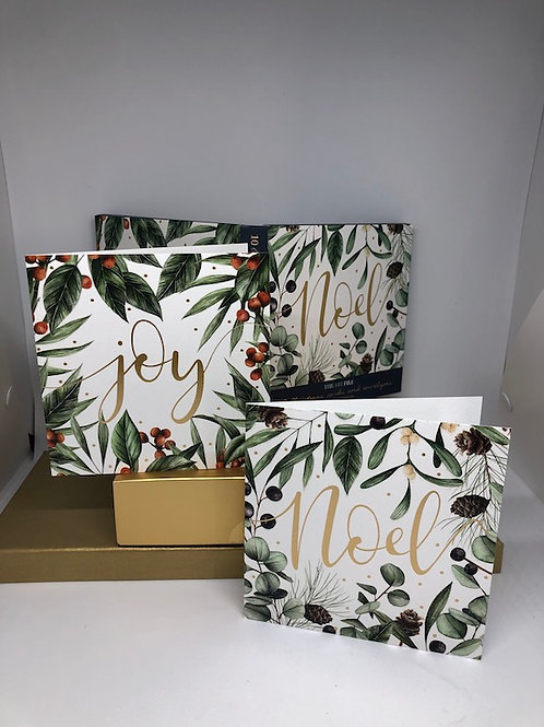 Joy Noel Wallet Pack Christmas Cards NEW!