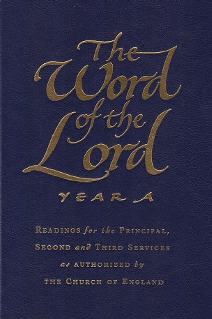 Word of the Lord Year A