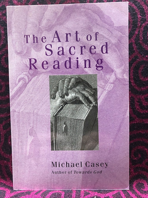Michael Casey 'The Art of Sacred Reading'