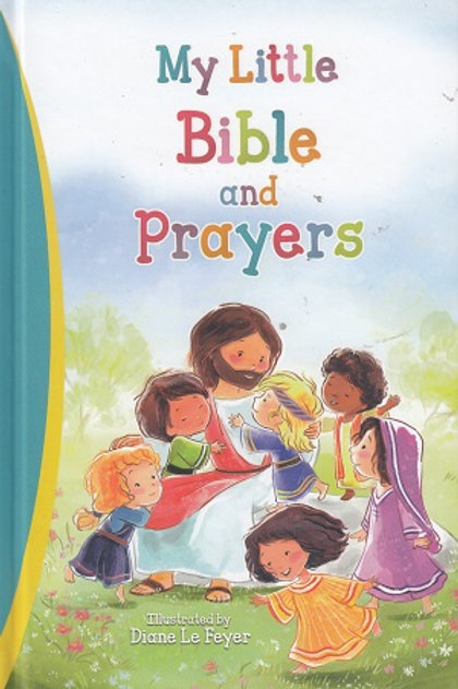 My LIttle Bible and Prayers