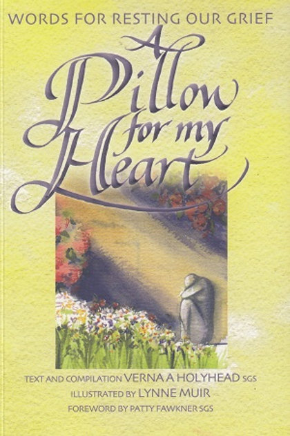 Pillow For My Heart