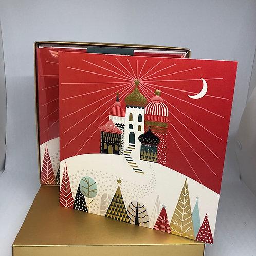 Bethlehem Box Christmas Luxury Cards NEW!
