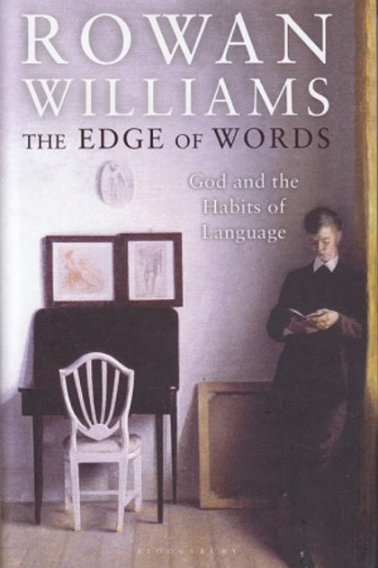The Edge of Words HB