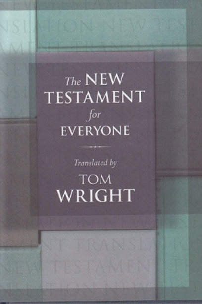 The New Testament for Everyone (Hardback)