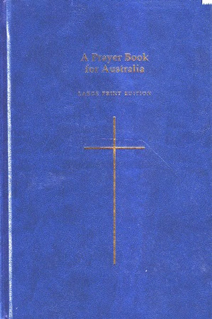 Prayer Book for Australia Large Print Edition HB