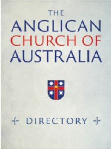 The Anglican Church of Australia Directory 2020/21